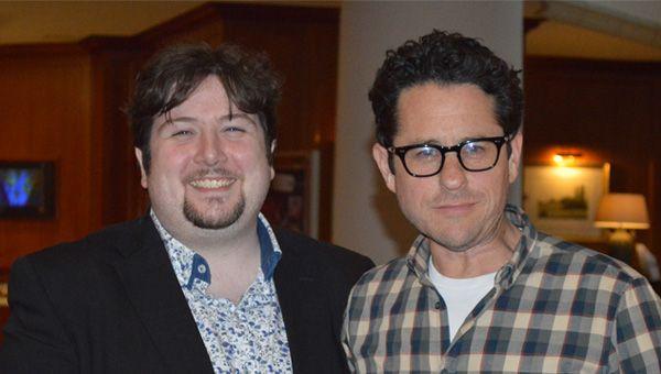 Ryan Leston Meets J.J. Abrams