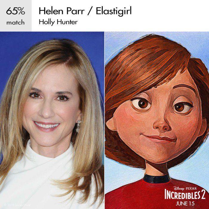 Helen Parr (Credit: Disney)