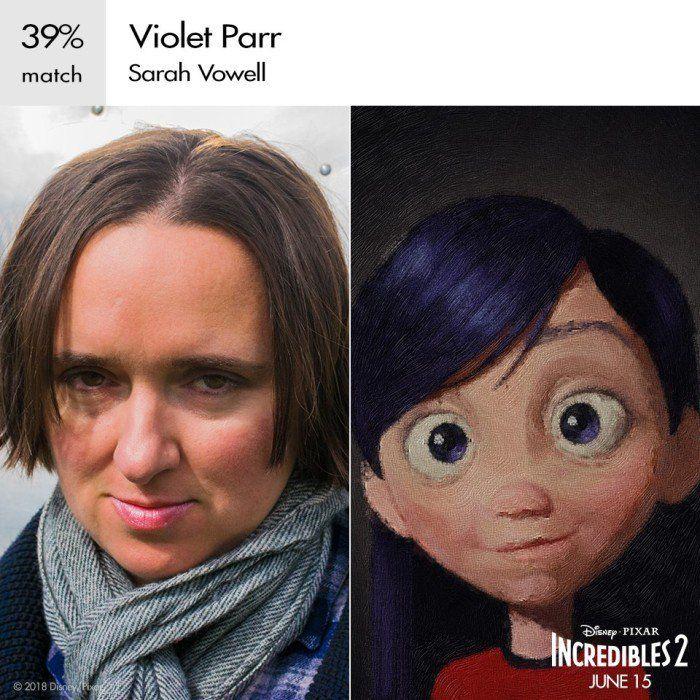 Violet Parr (Credit: Disney)