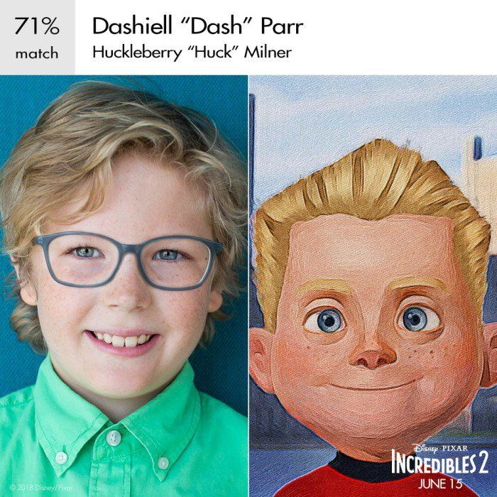 Dash Parr (Credit: Disney)