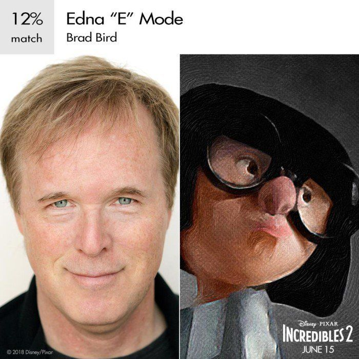 Edna Mode (Credit: Disney)