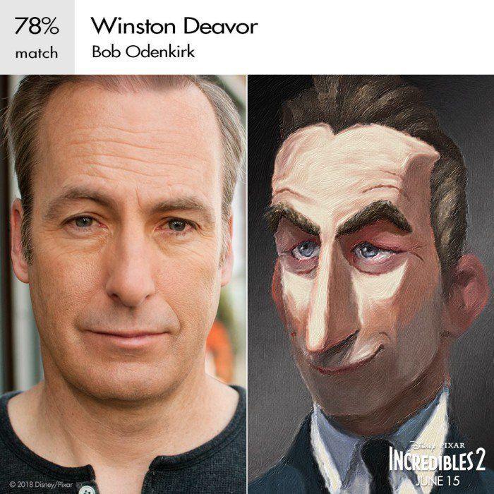 Winston Deavor (Credit: Disney)