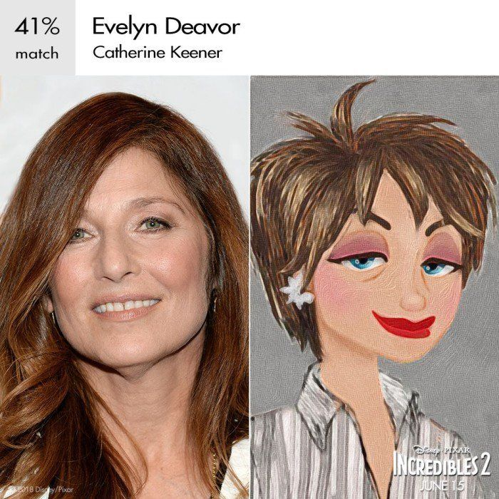 Evelyn Deavor (Credit: Disney)