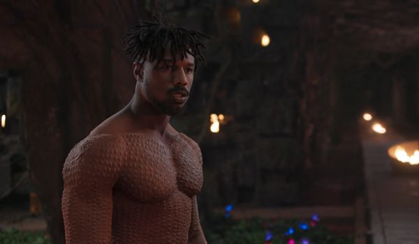 Michael B. Jordan is Erik Killmonger (Credit: Marvel)